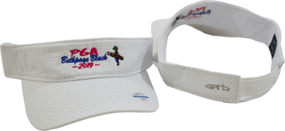 Picture of GARB YOUTH WHITE VISOR