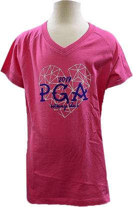 Picture of GARB GIRLS V-NECK SS TEE
