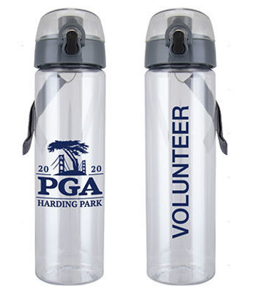 Picture of Clear Volunteer Water Bottle